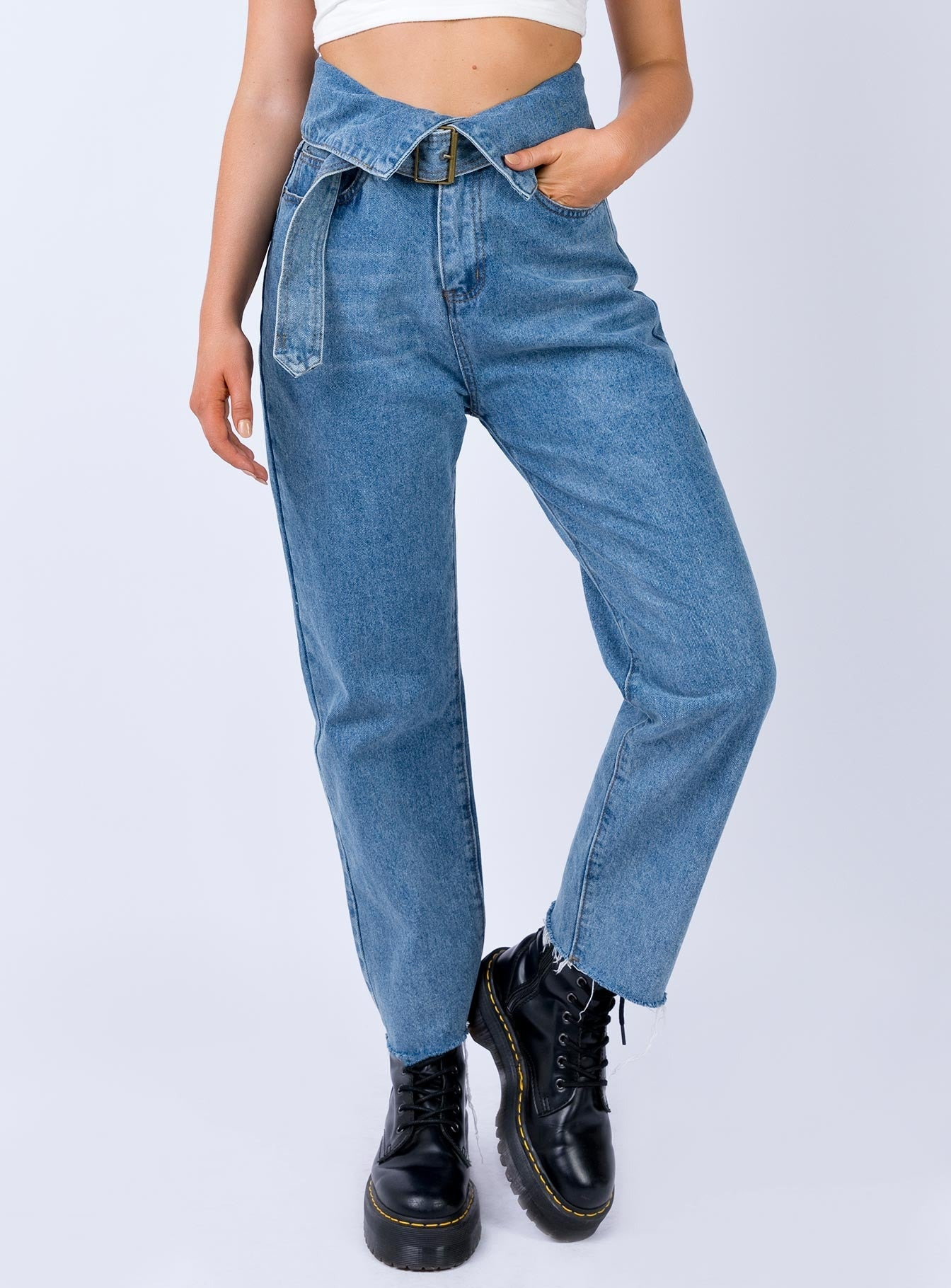 Pistol Jean Denim