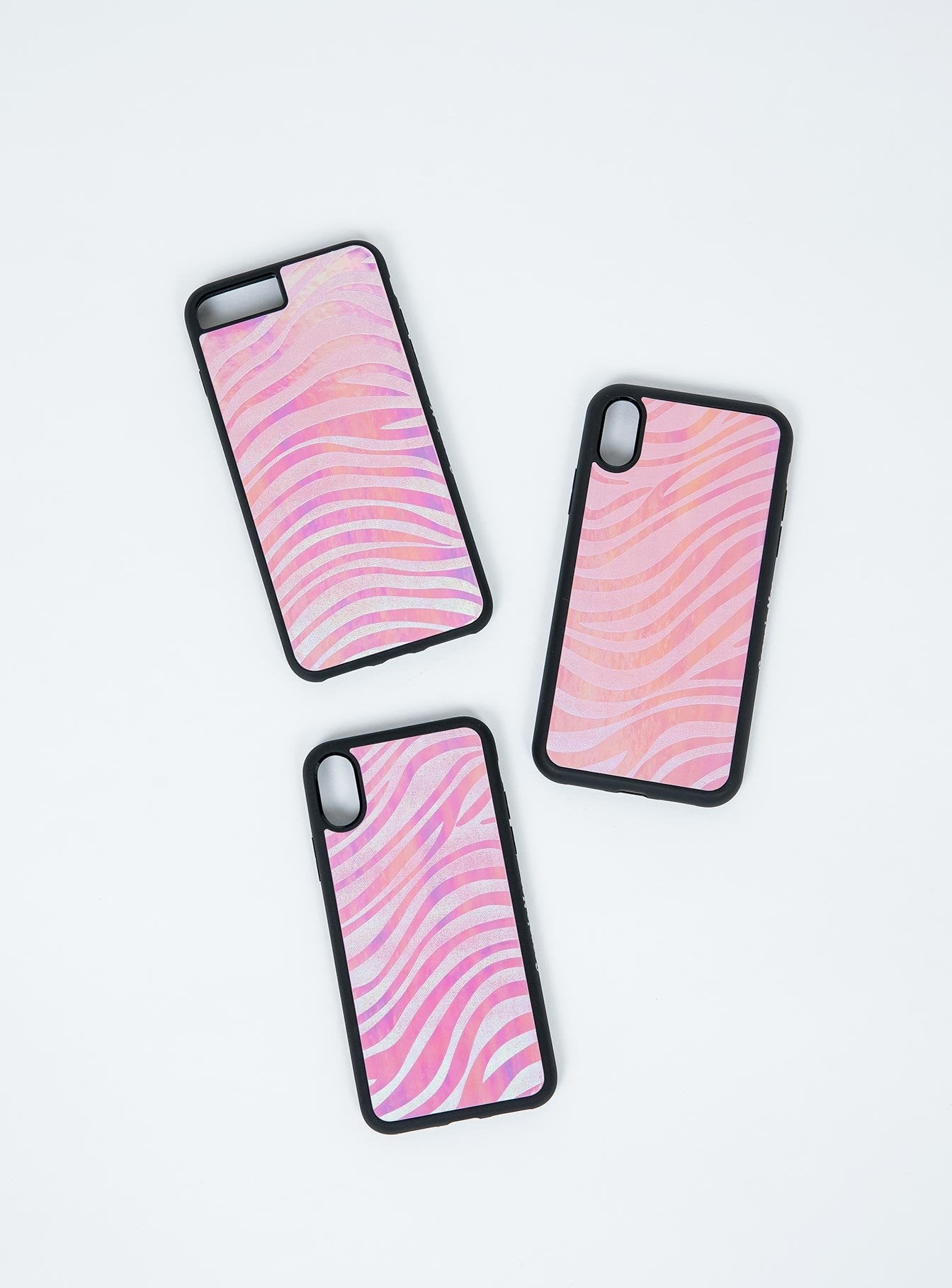 georgia-mae-iridescent-tiger-phone-cover by georgia-mae