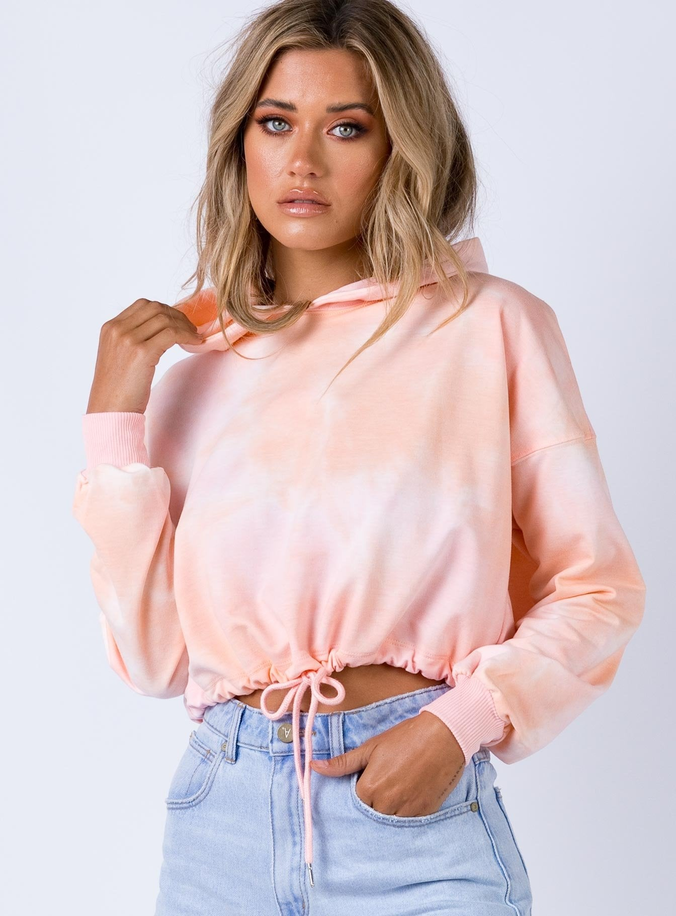 Reece Hoodie by Princess Polly