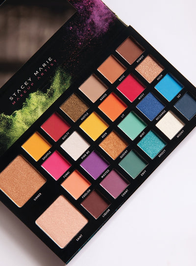 BPerfect Cosmetics Stacie Marie Carnival Palette