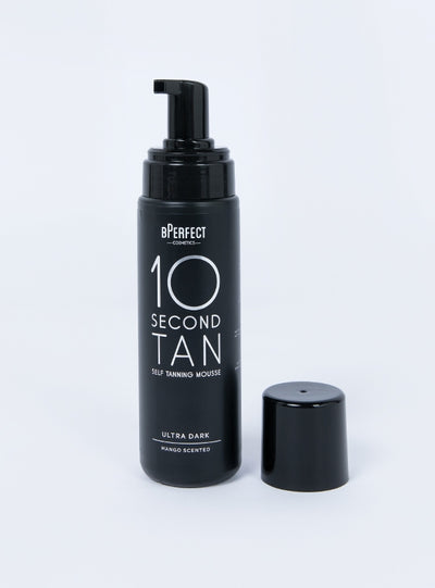 BPerfect Cosmetics 10 Second Tan Mousse Ultra Dark