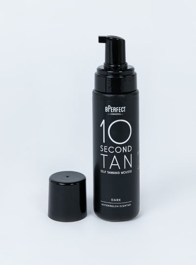 BPerfect Cosmetics 10 Second Tan Mousse Dark