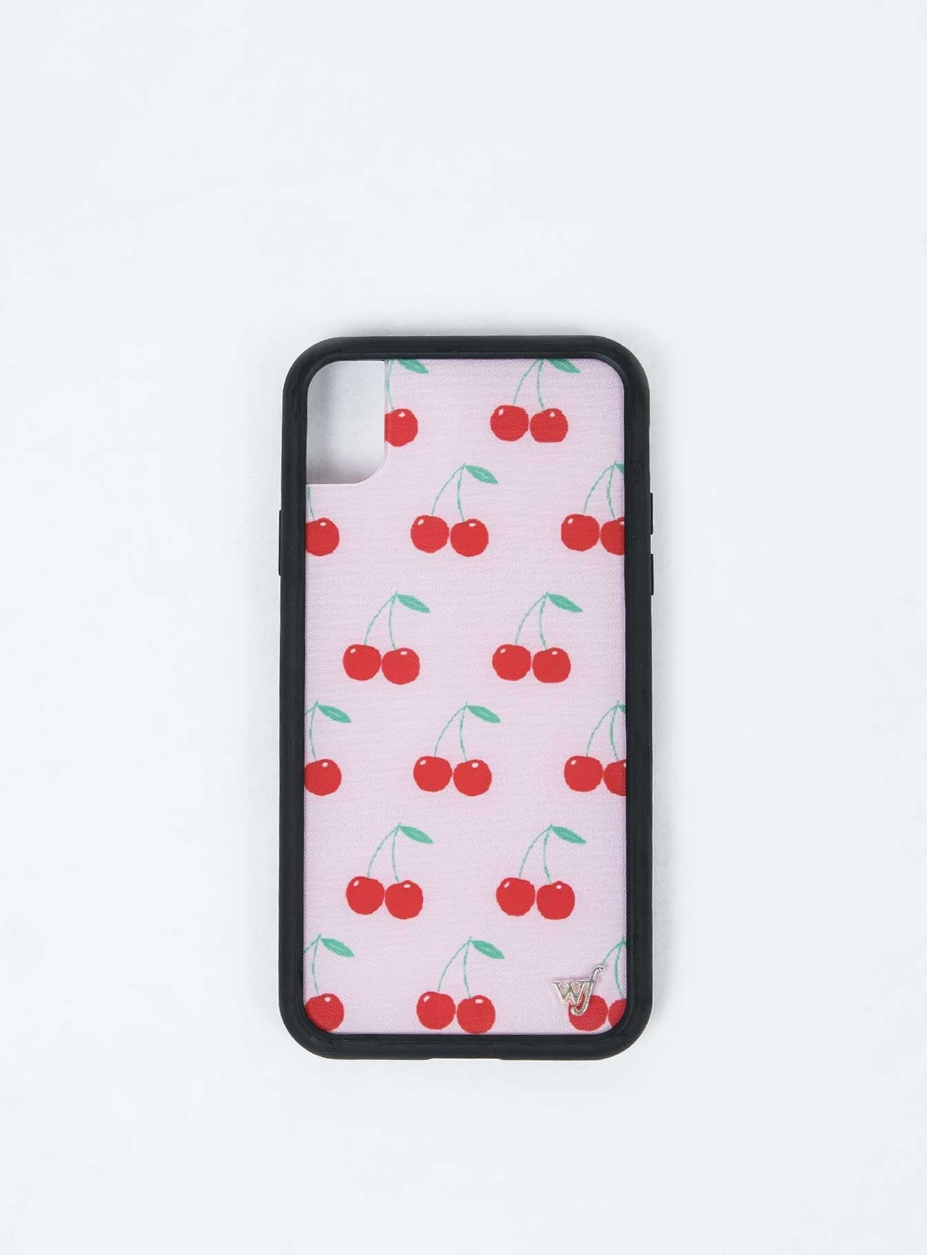 Wildflower Pink Cherries iPhone XR Case