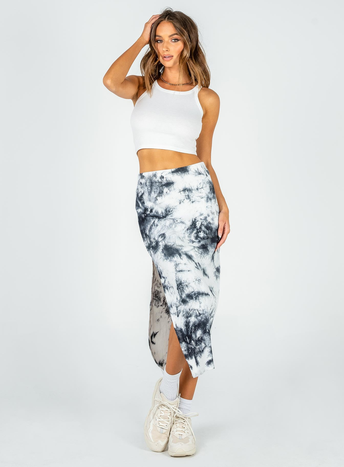 Byrone Maxi Skirt