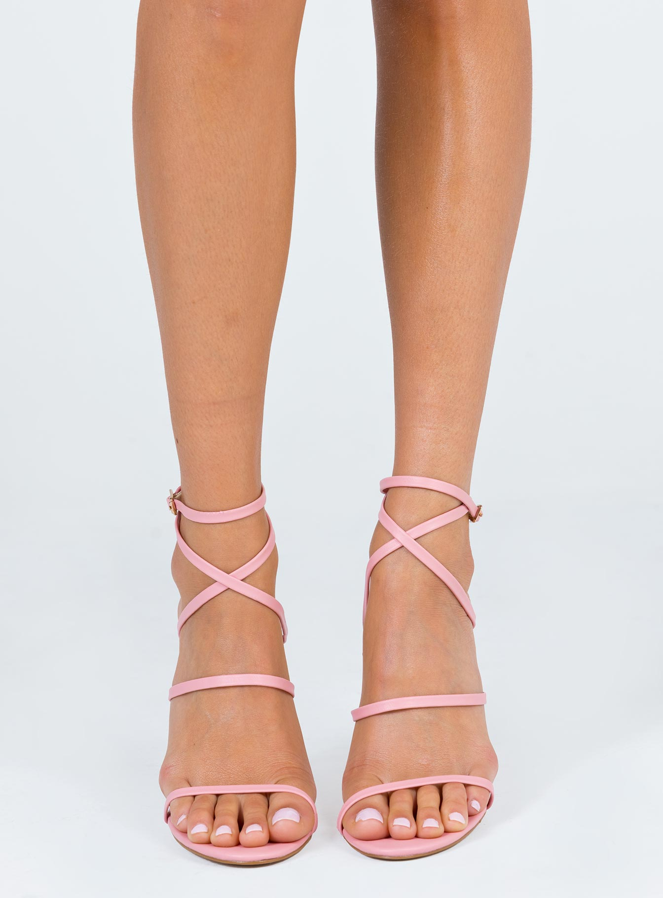 Billini Thalie Heels Dusted Candy