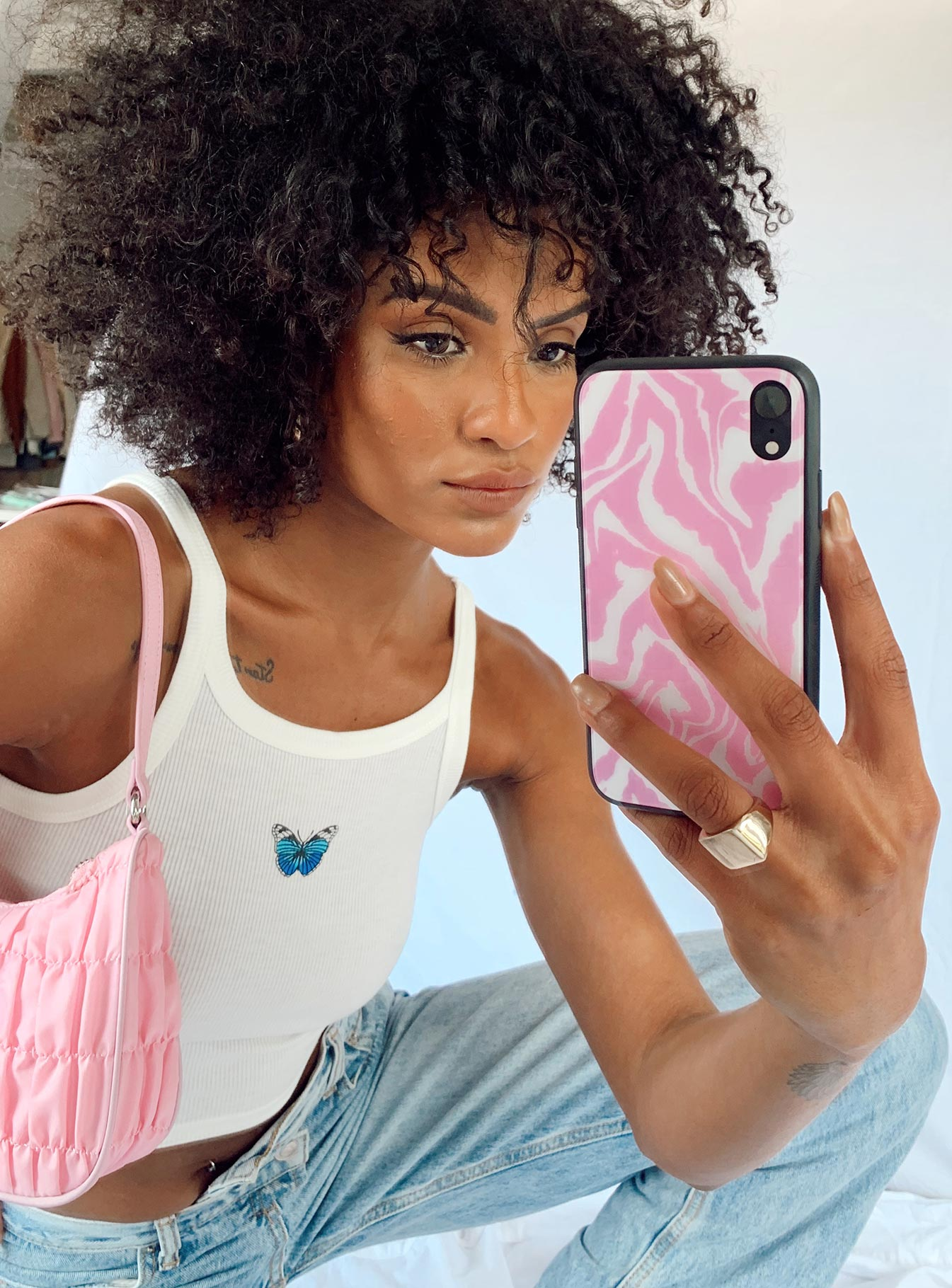 The Mimi iPhone Case