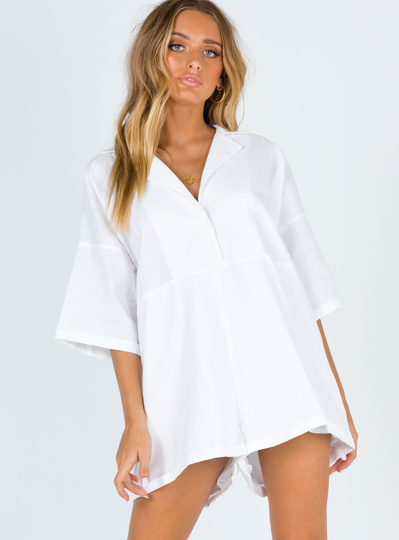 Luna May Playsuit