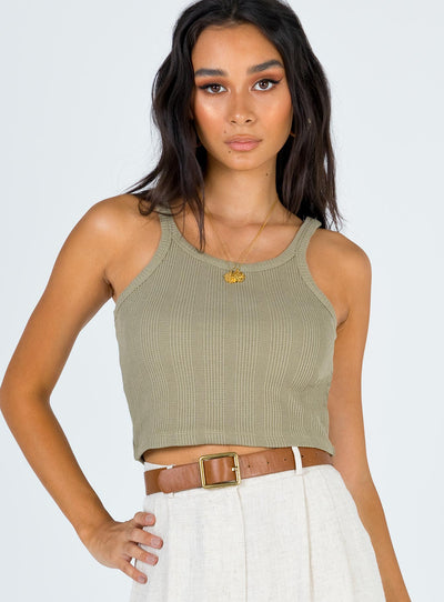 Catalina Tank Top