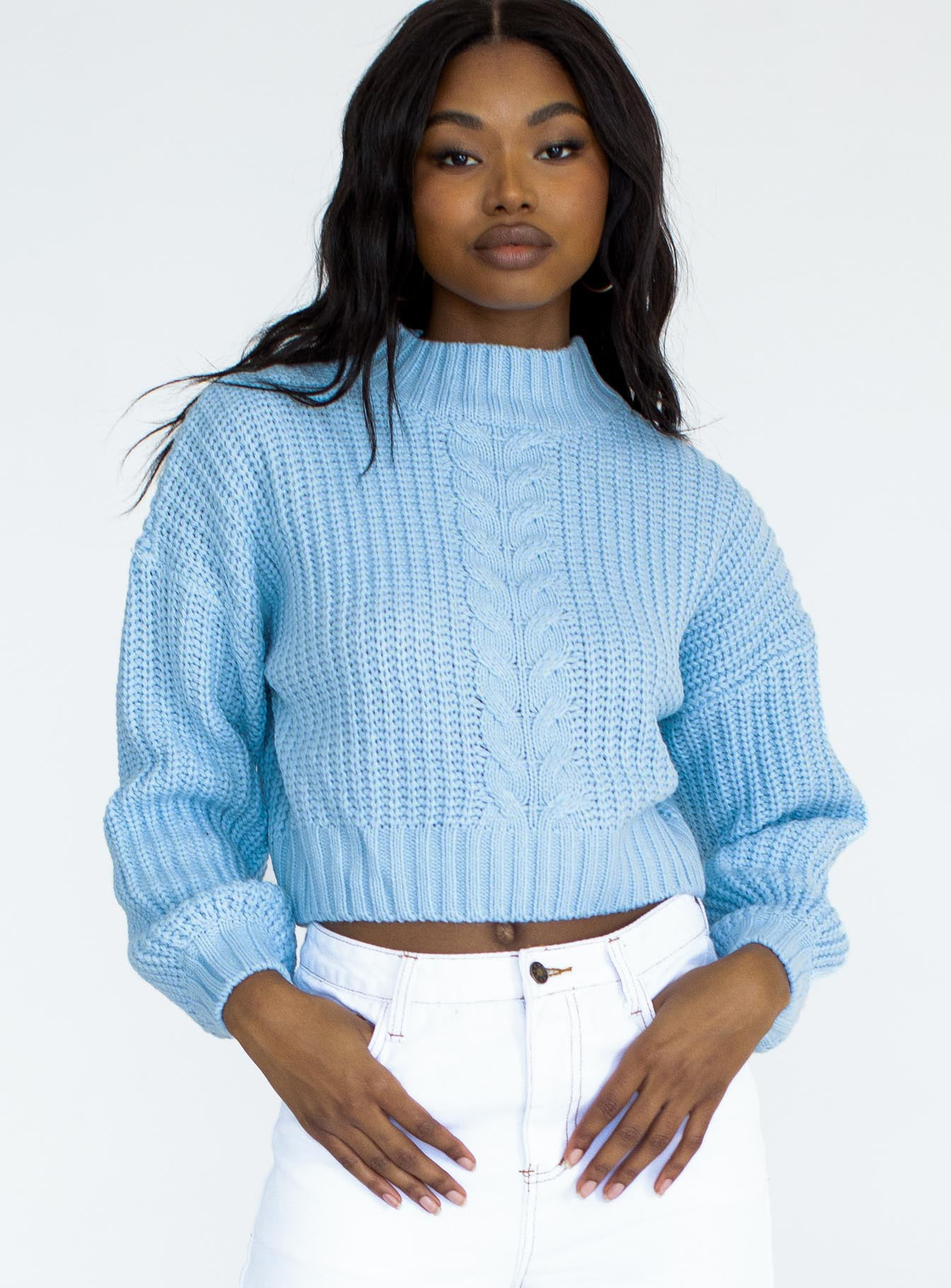 Nikita Sweater Blue