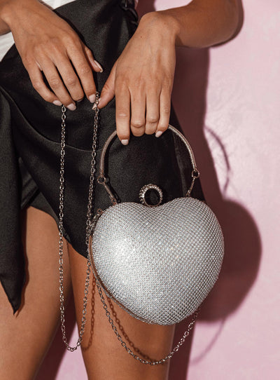 Sacred Hearts Clutch