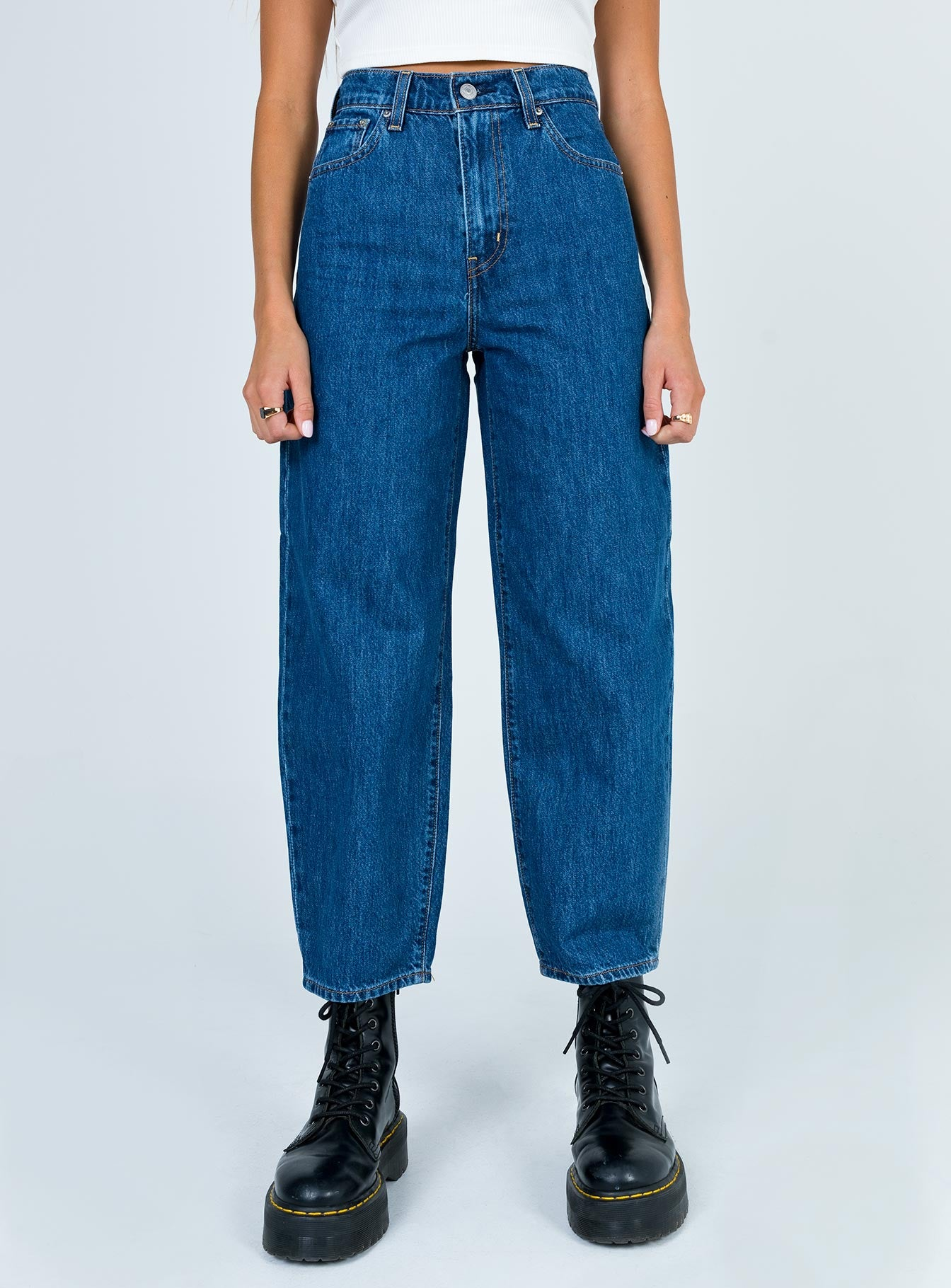 Levi's Balloon Leg Air Head Jeans