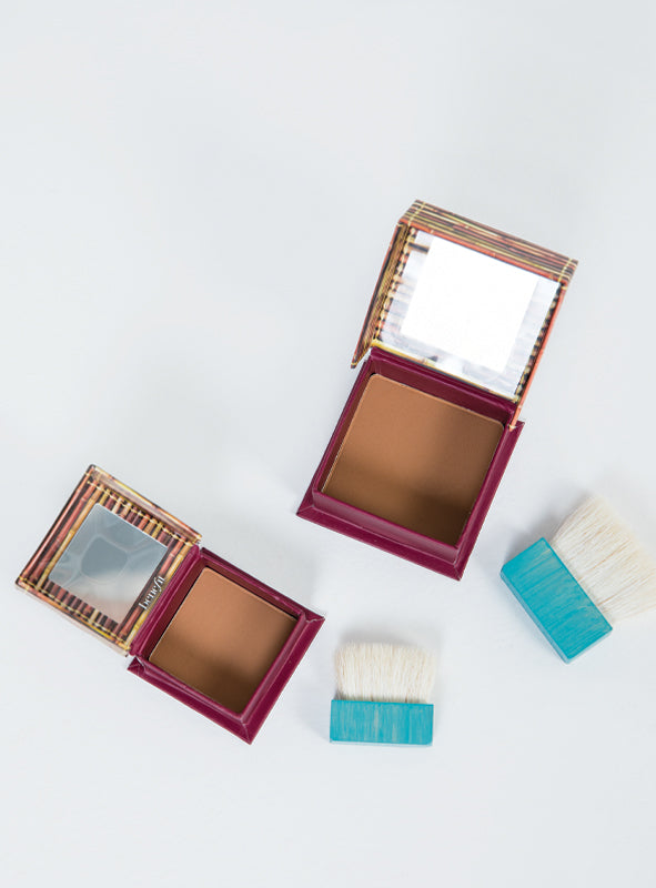 Benefit 2 to HOOLA Matte Powder Bronzer Duo