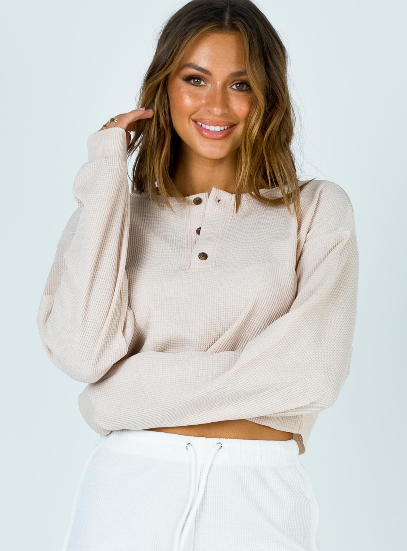Mia Sweater Beige