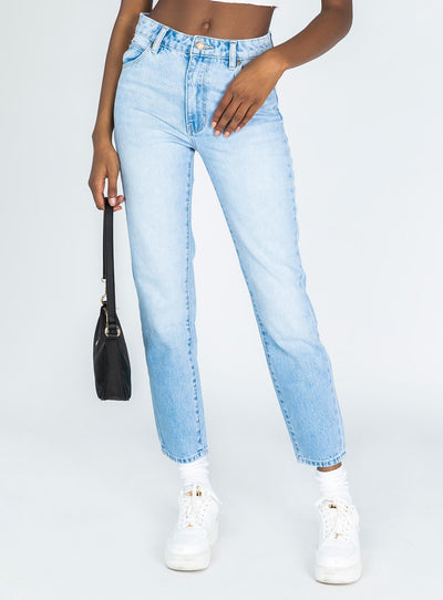 Rollas Miller Skinny Horizon Denim
