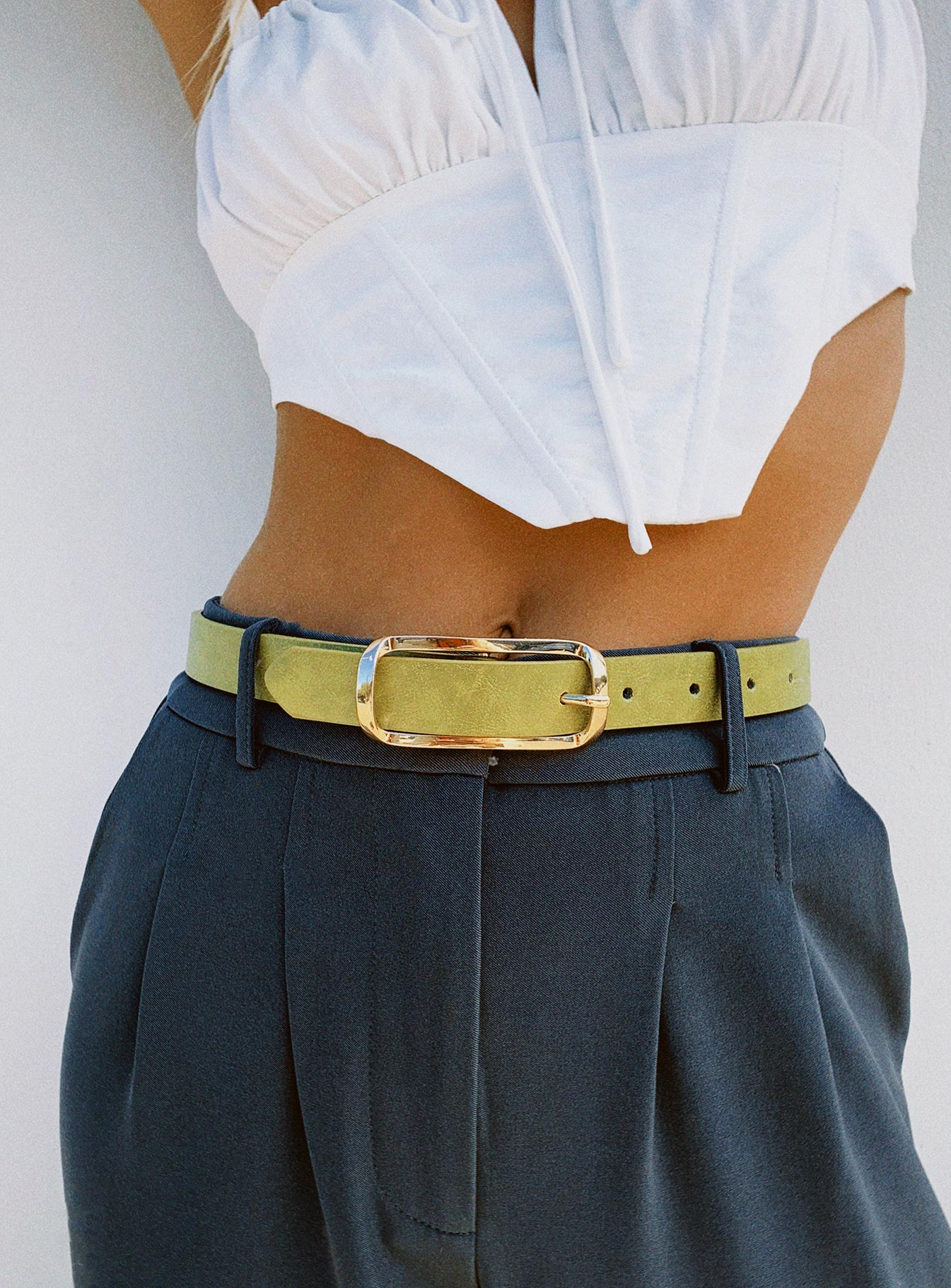 Green With Envy Belt