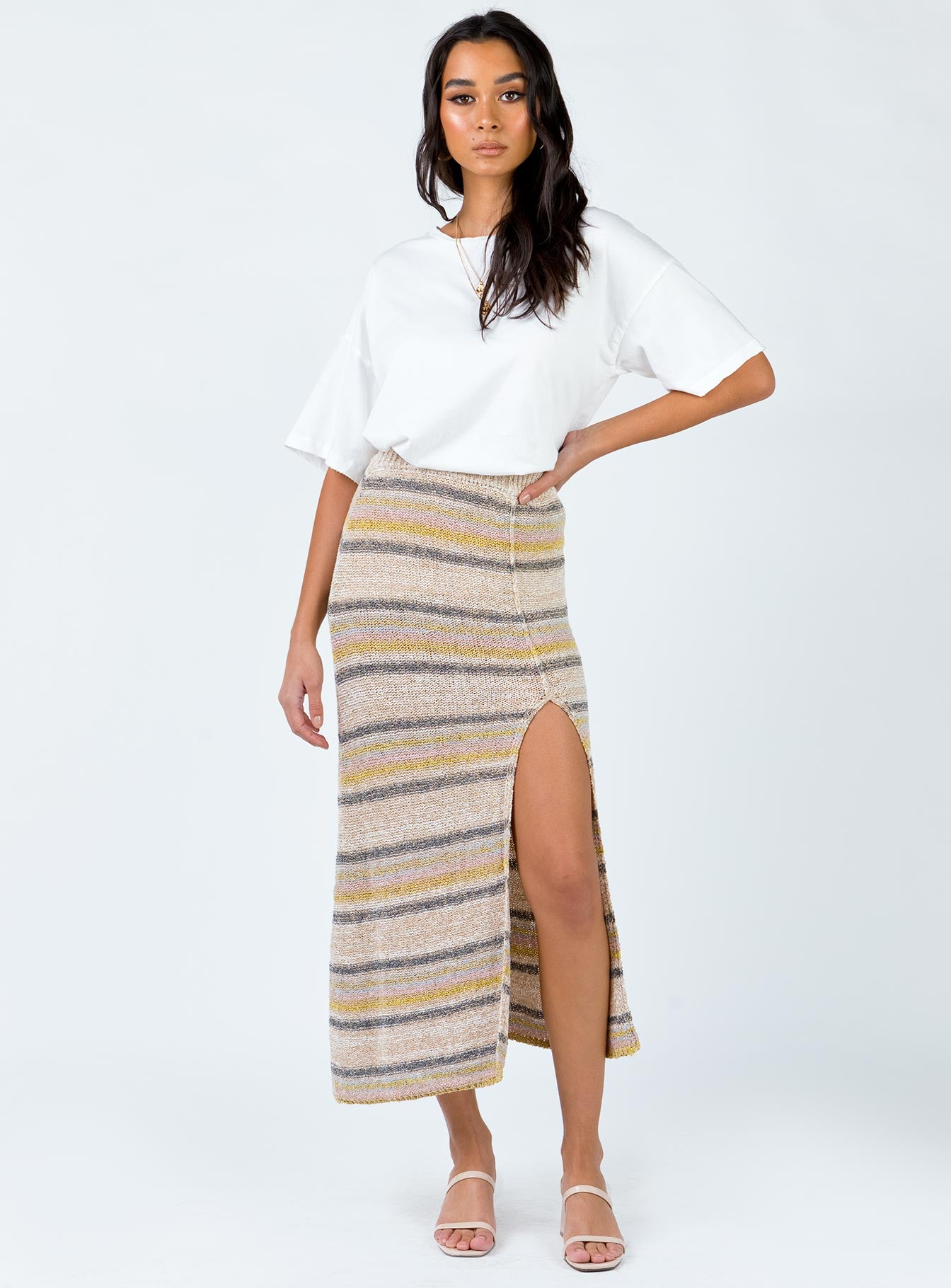 Cohen Maxi Skirt Multi
