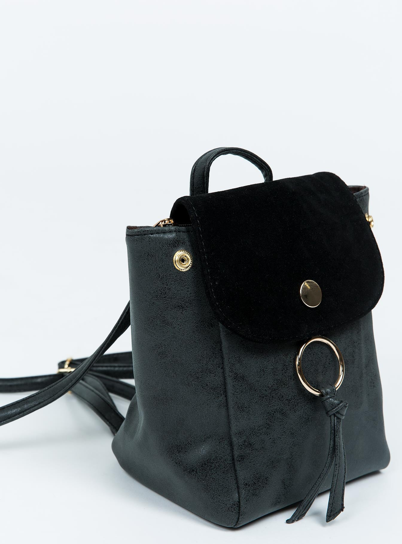 Black Alfie Bag