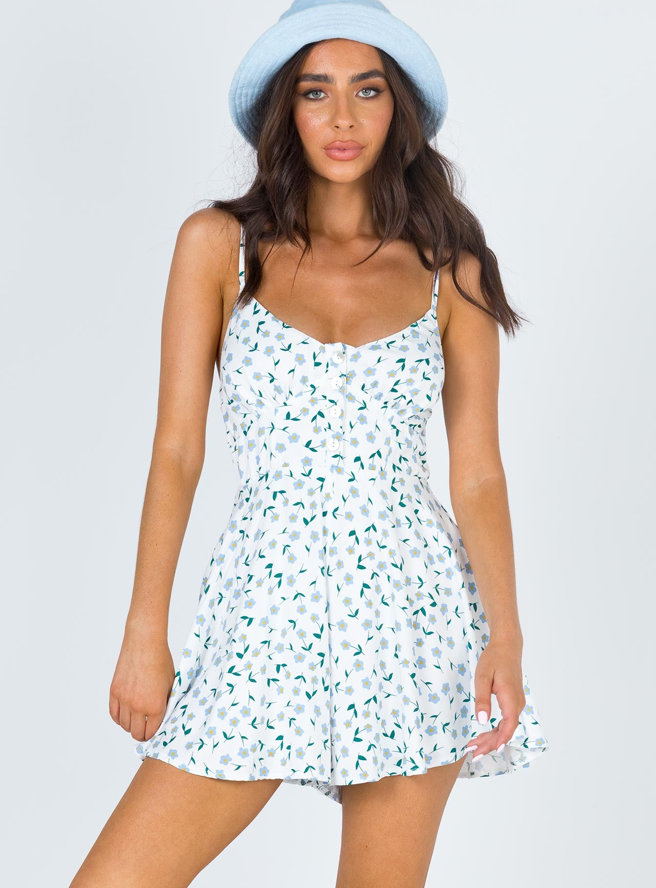 Zalae Playsuit