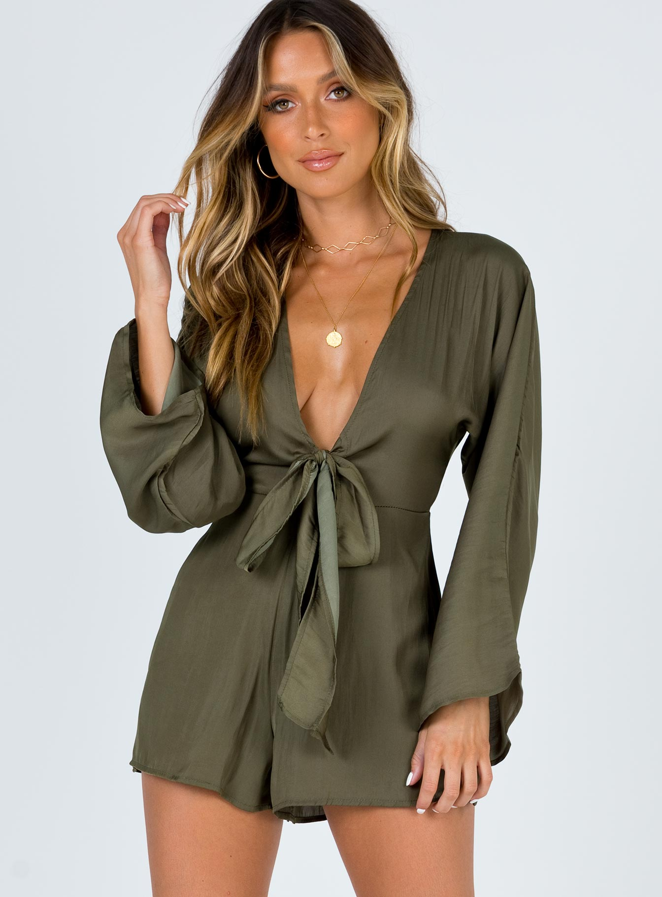 The Jessica Playsuit