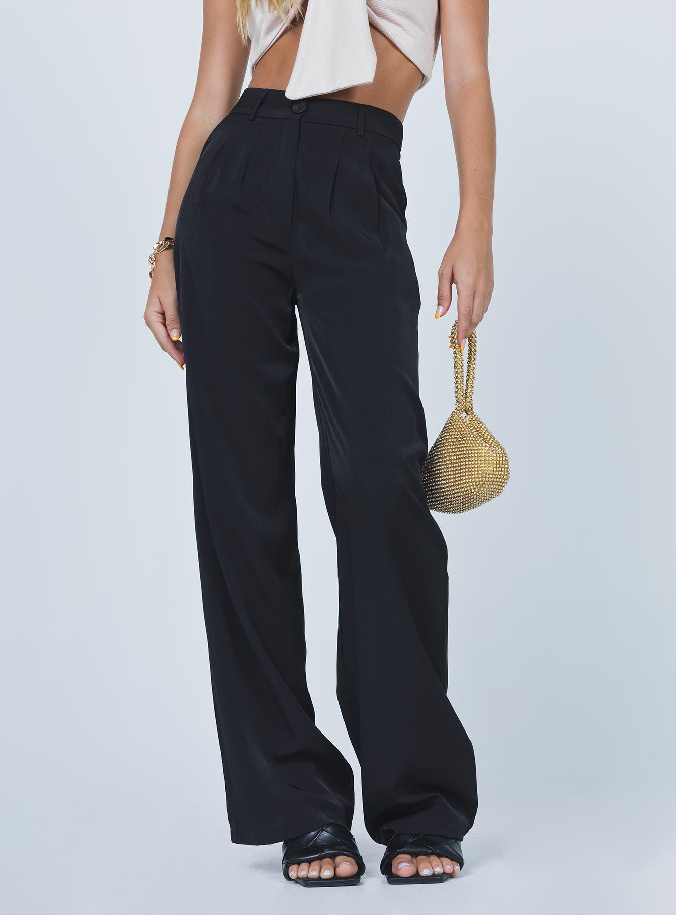 Kacey Pants Black