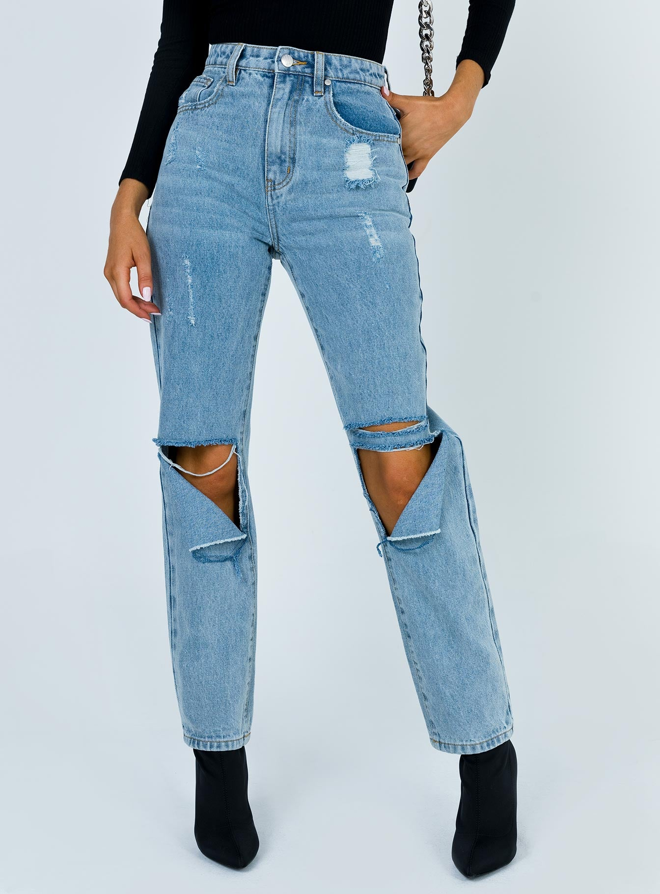 TWIIN Royals Tapered Jean