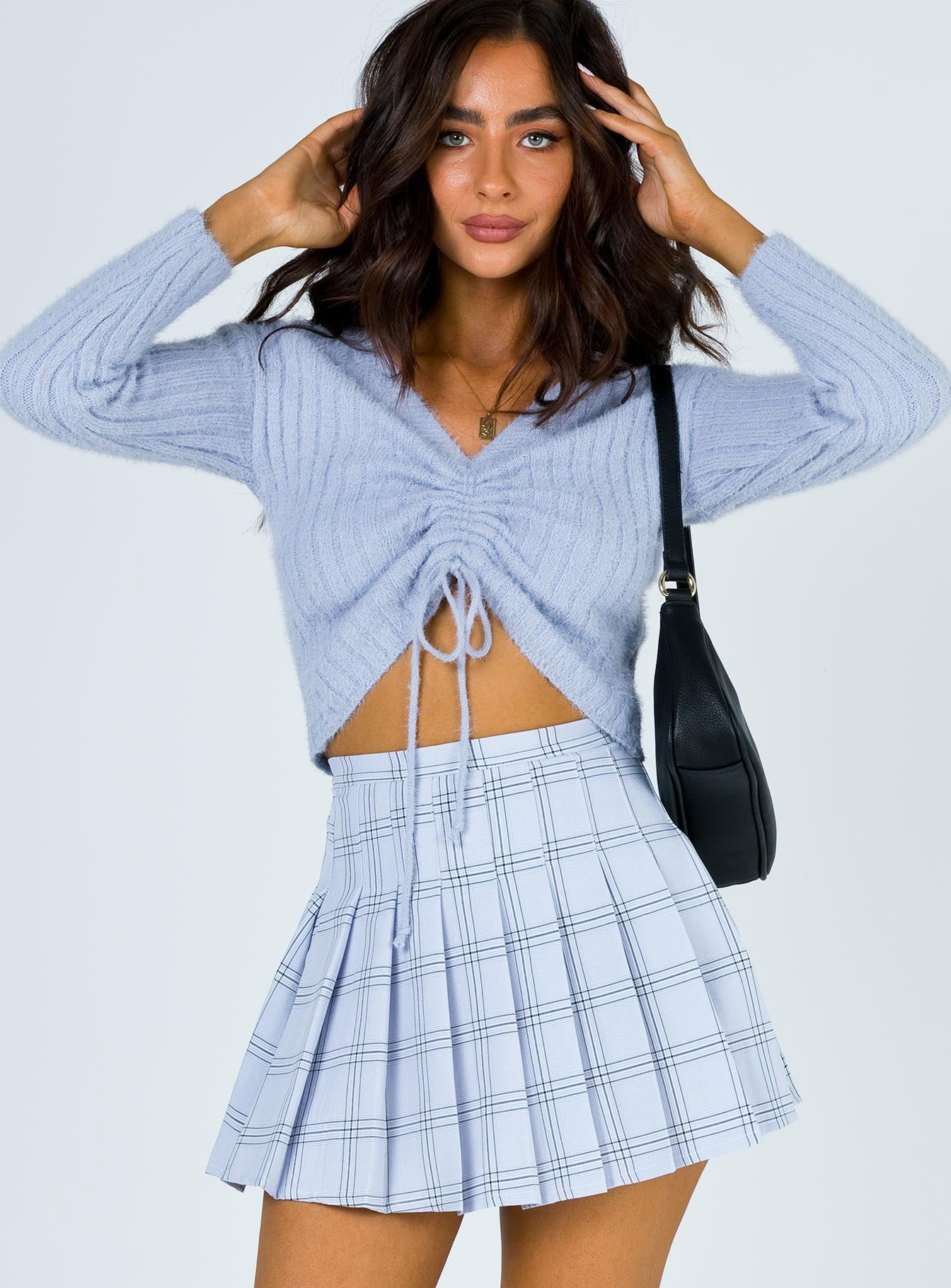 No Boundaries Mini Skirt