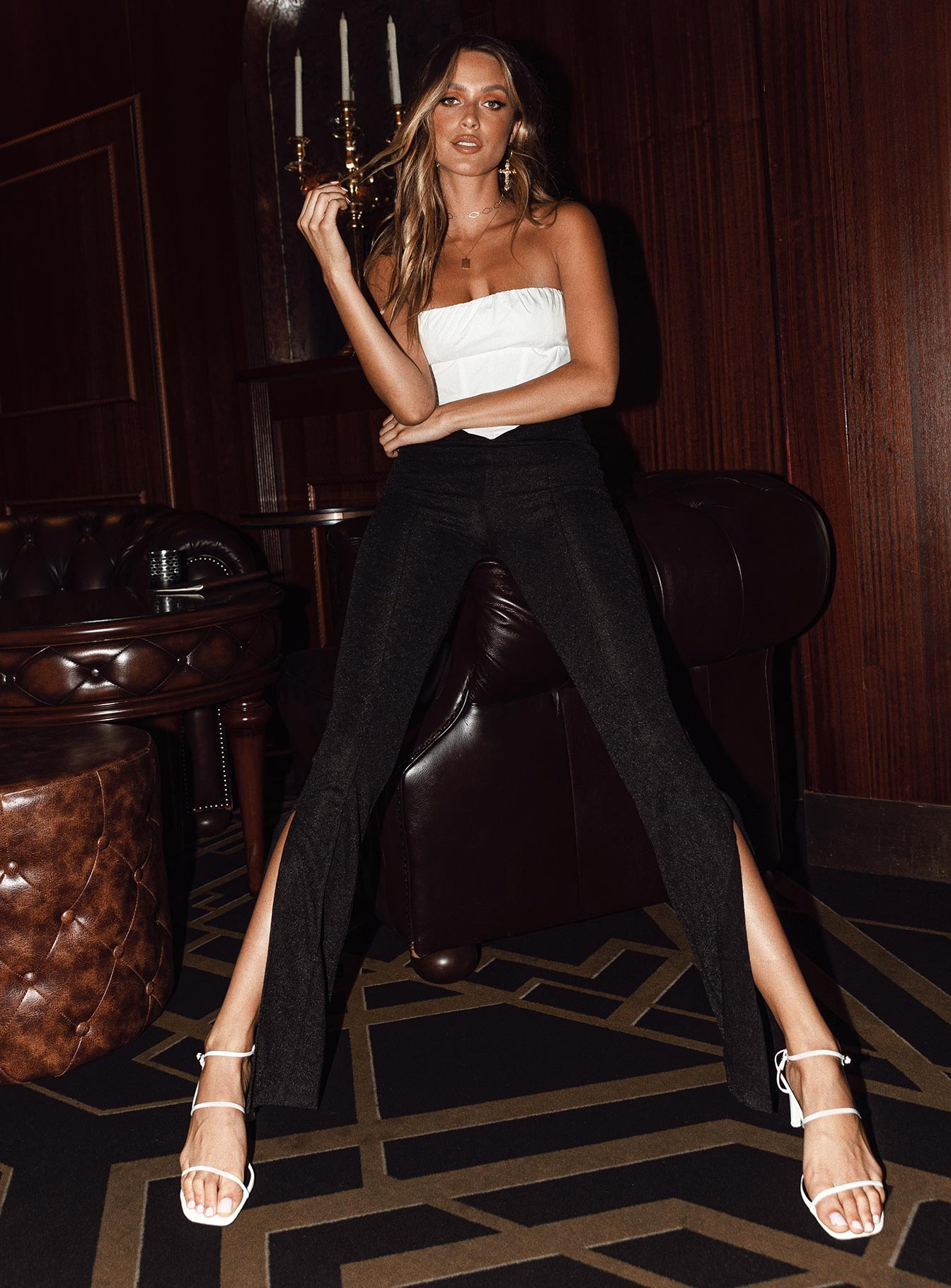 The Luxe Club Pant