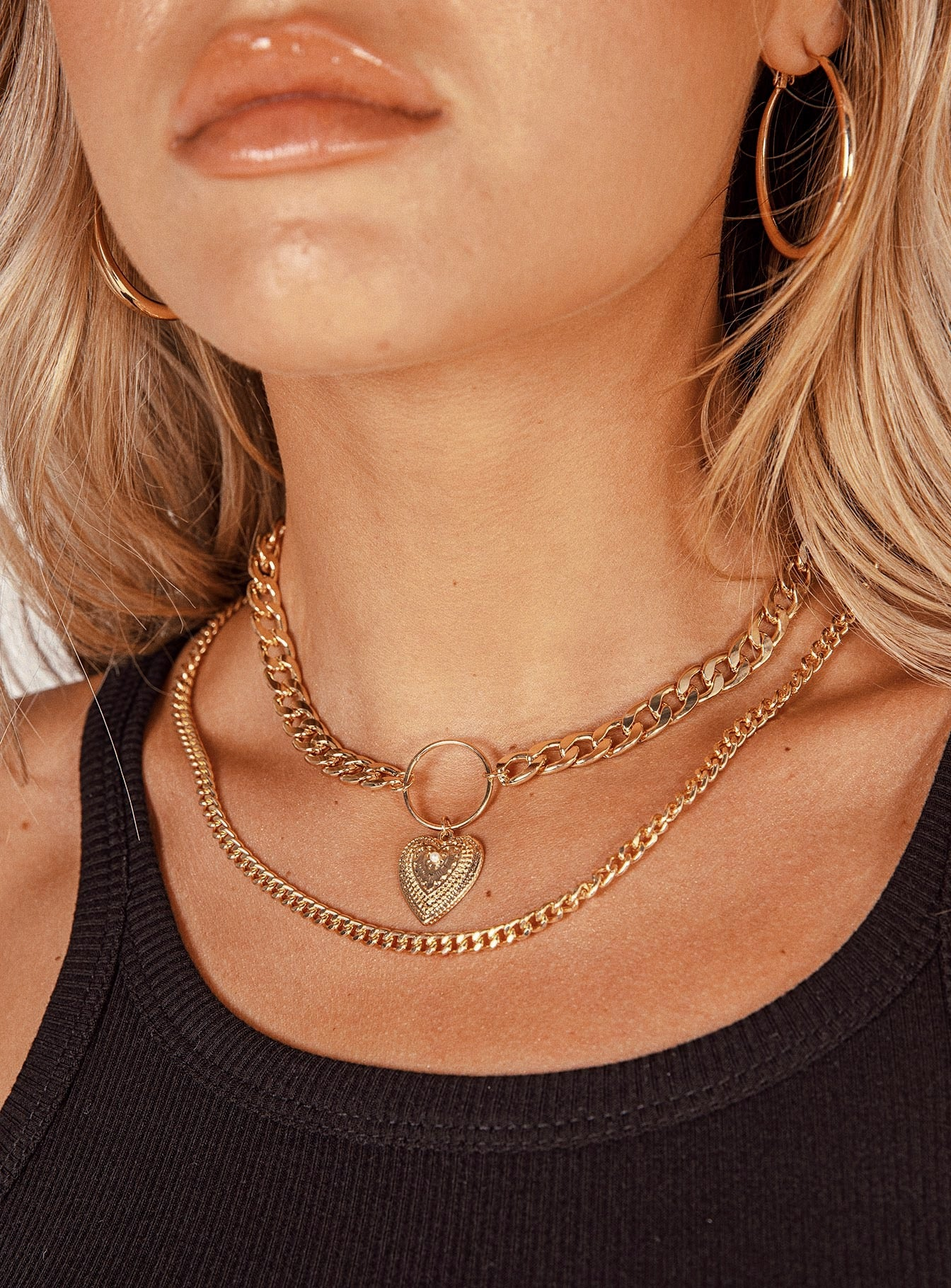 Risky Business Necklace