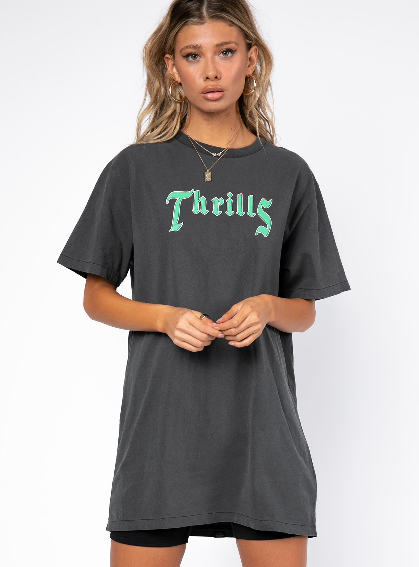 Thrills Stamp Merch Tee