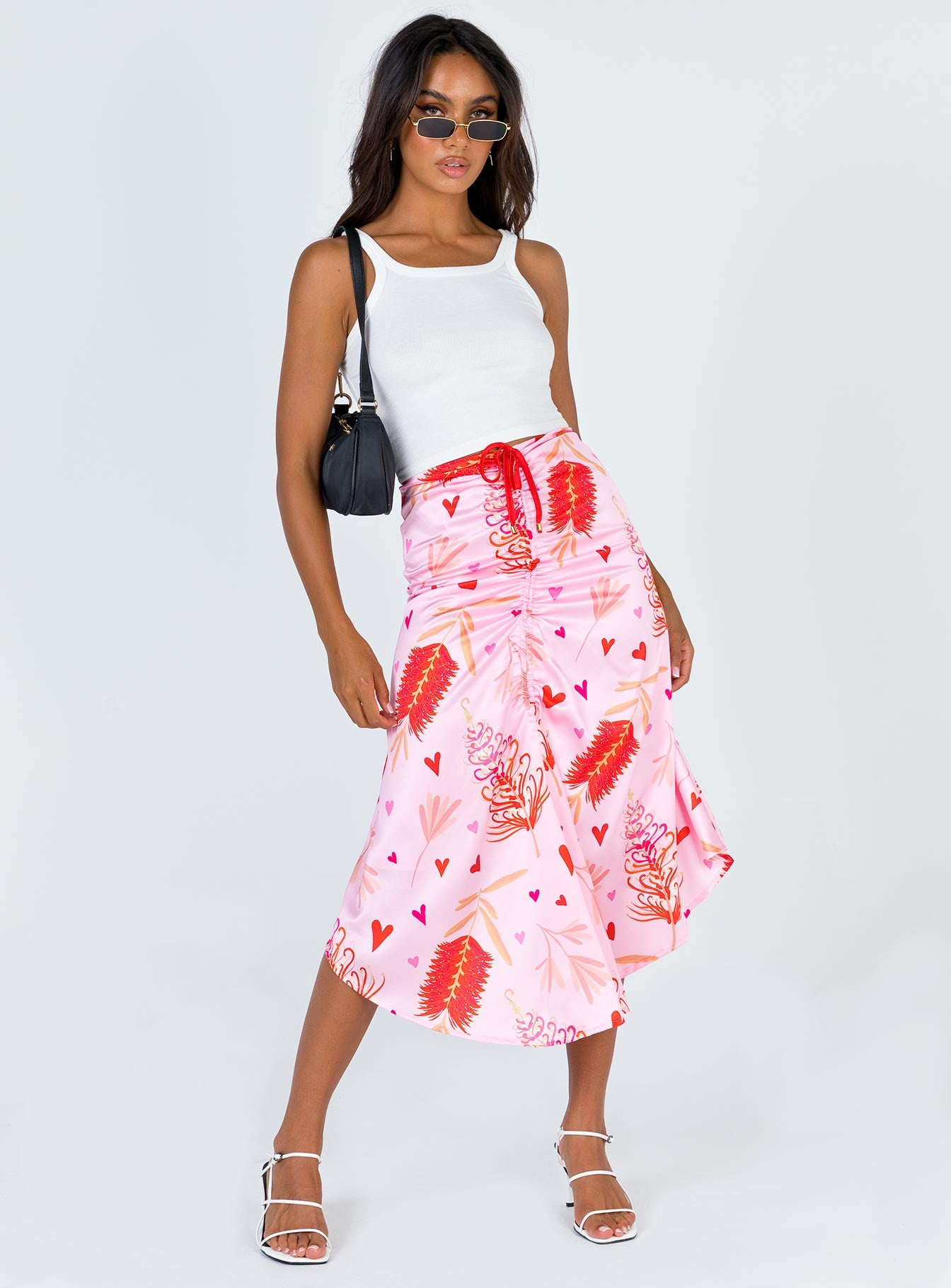 Myrtle Magic Midi Skirt