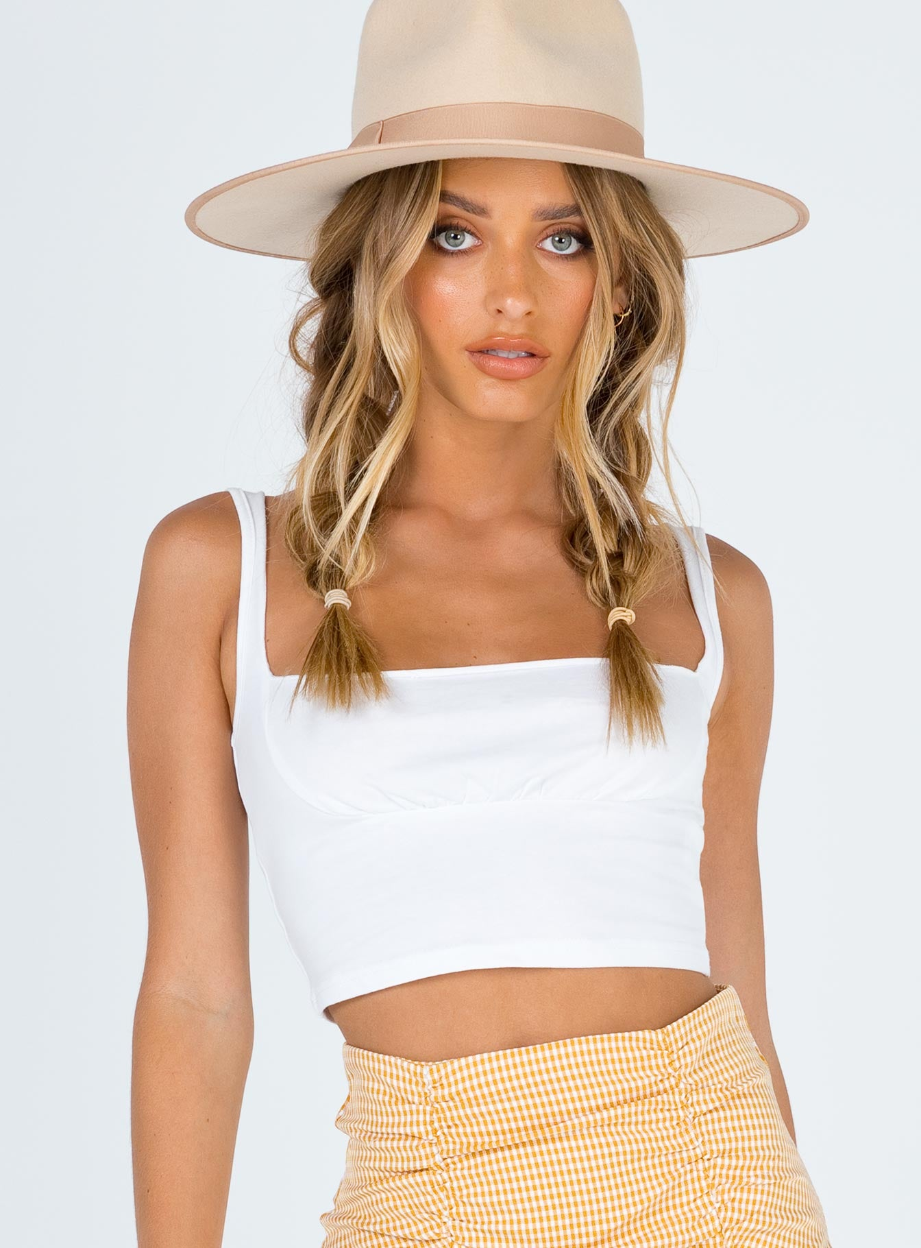 Beckett Crop Top