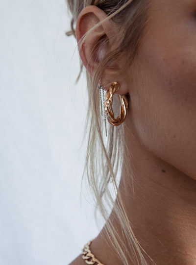 Repeat This Earrings