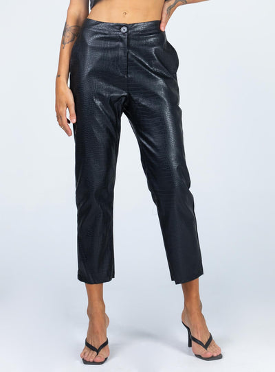 Kendall Pants Black