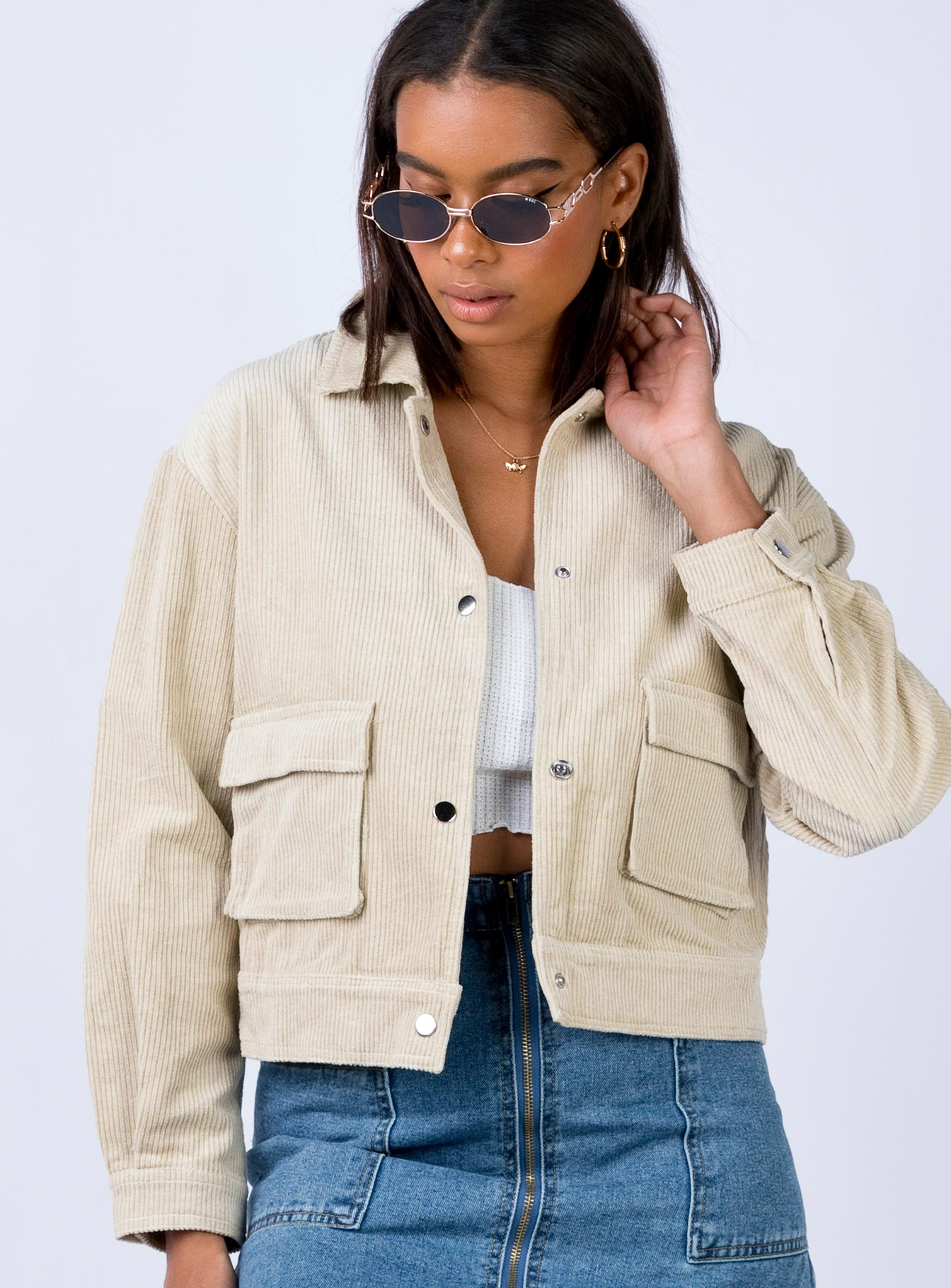 Ardara Jacket Cream