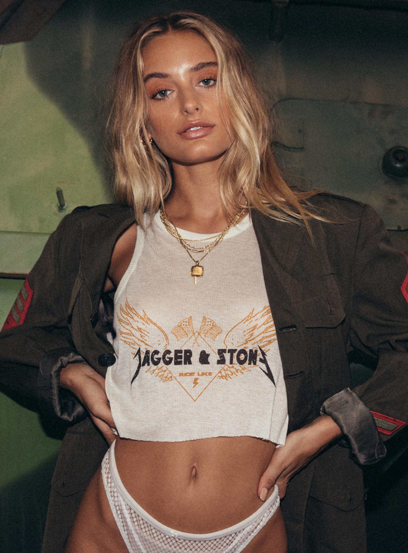 Jagger & Stone The Angel Energy Tank