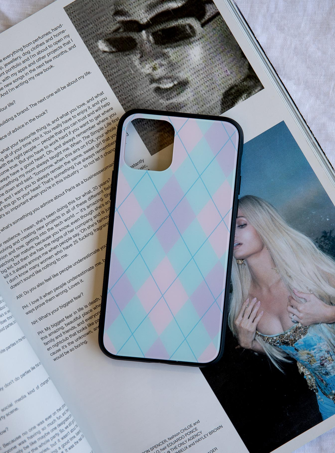 Bratitude iPhone Case