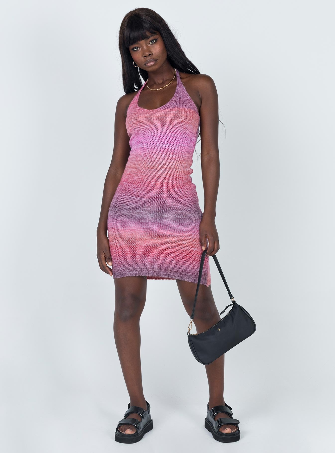 Blair Midi Dress Pink