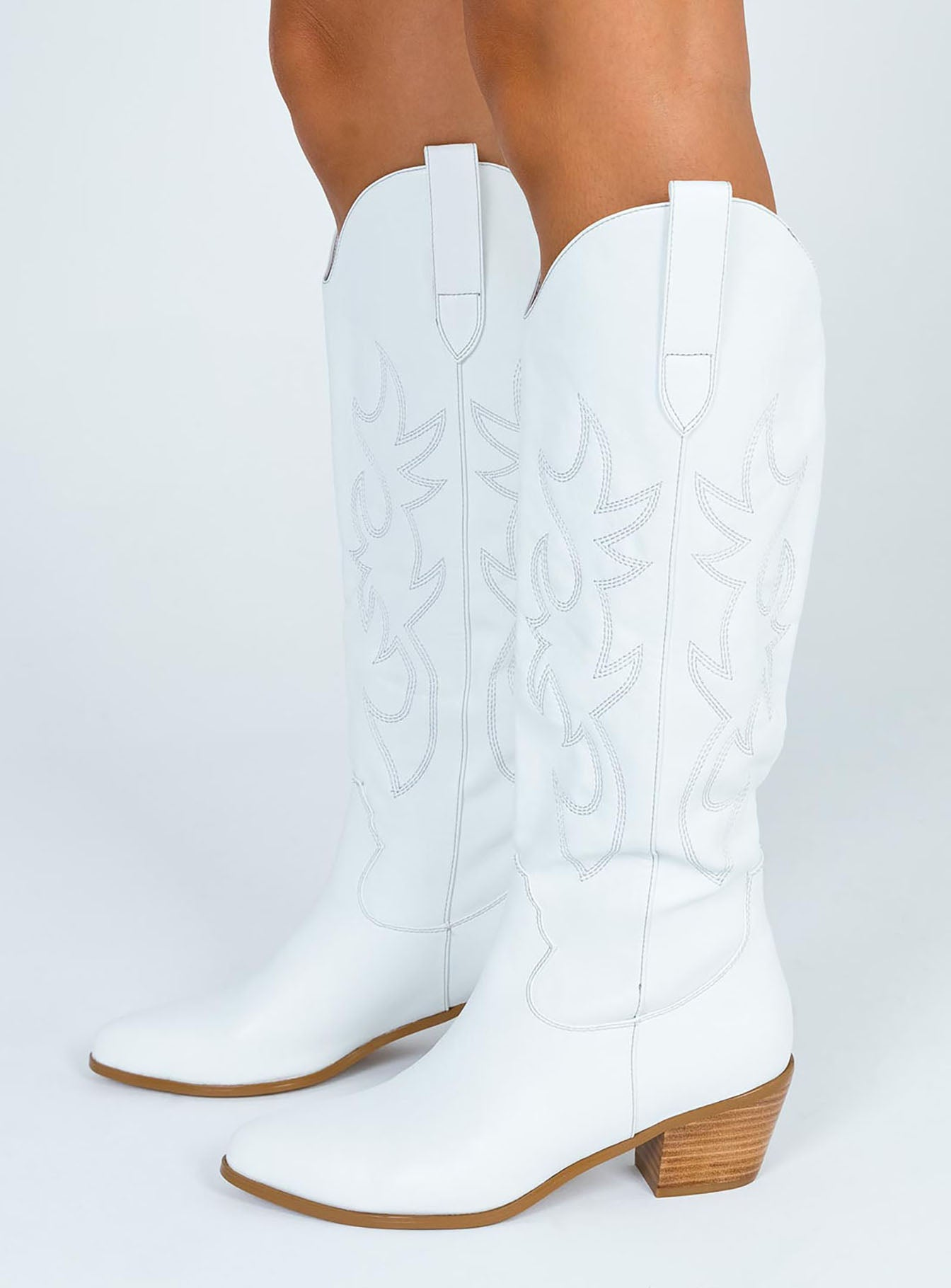 Billini Urson Boot White