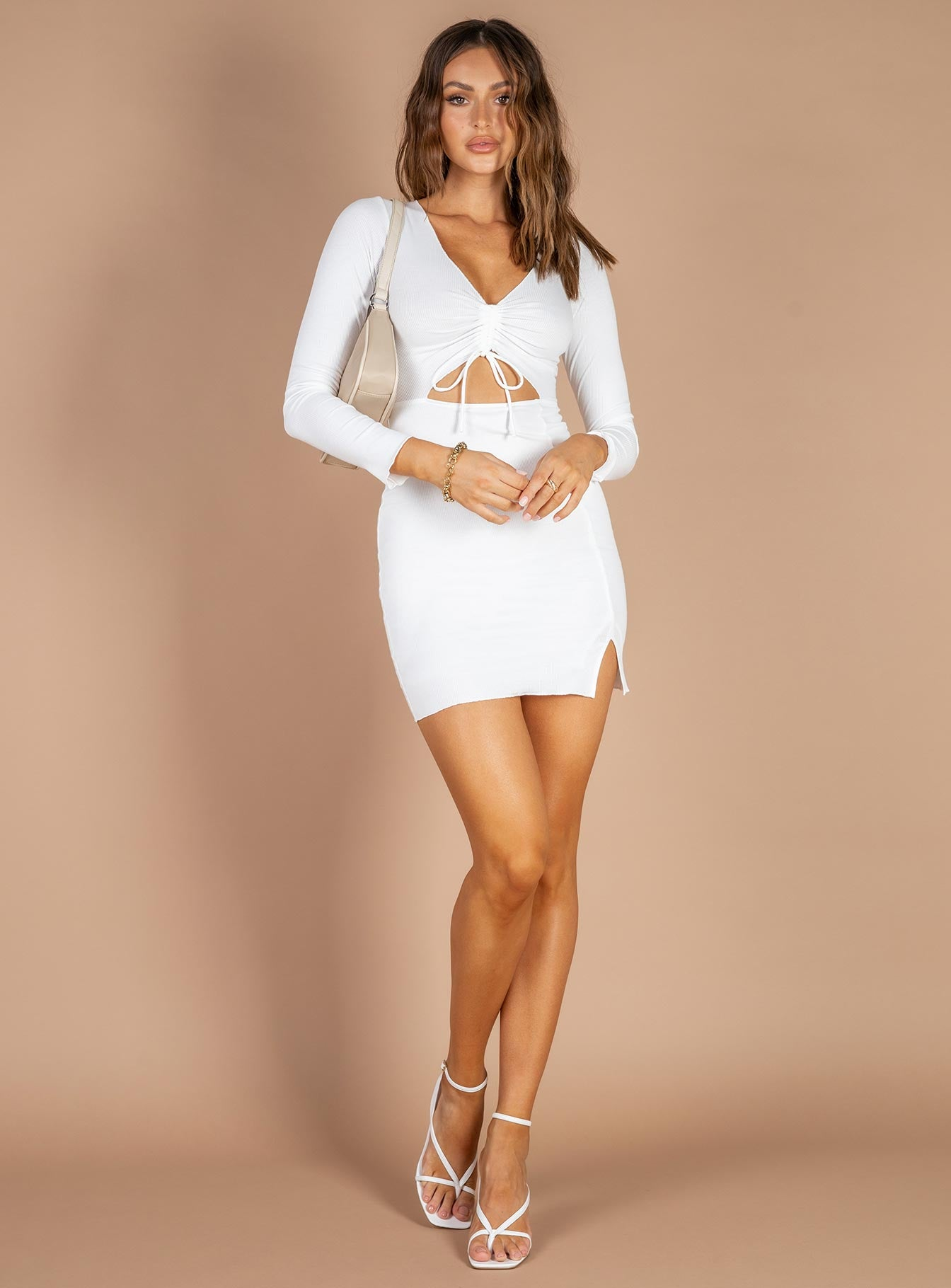 Pinch Me Mini Dress