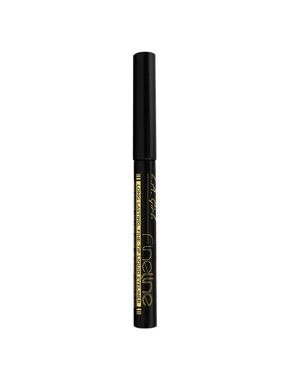 L.A Girl Fineline Fine Tip Liquid Eyeliner Black