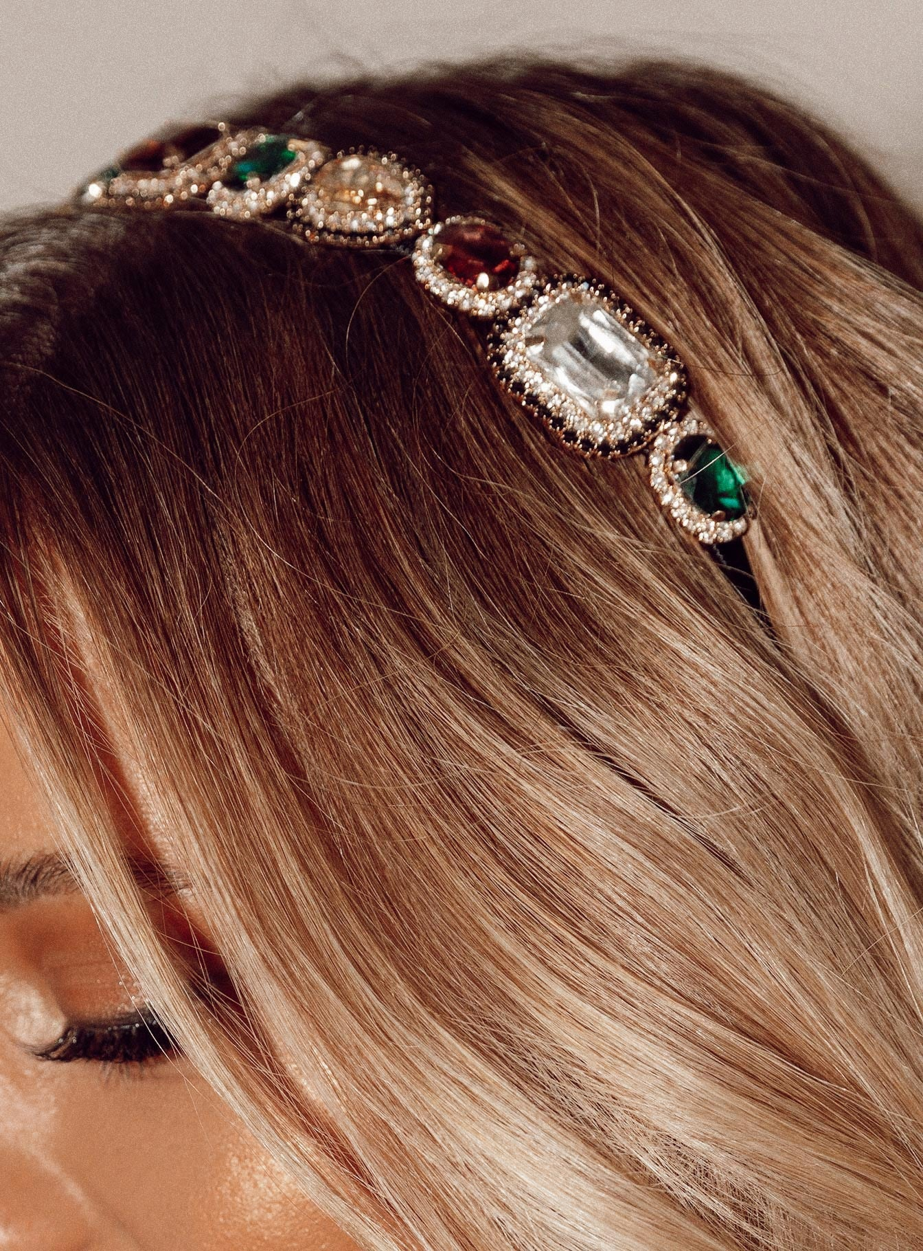 Bejewelled Head Band