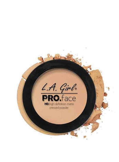 L.A. Girl PRO Face Powder Nude Beige