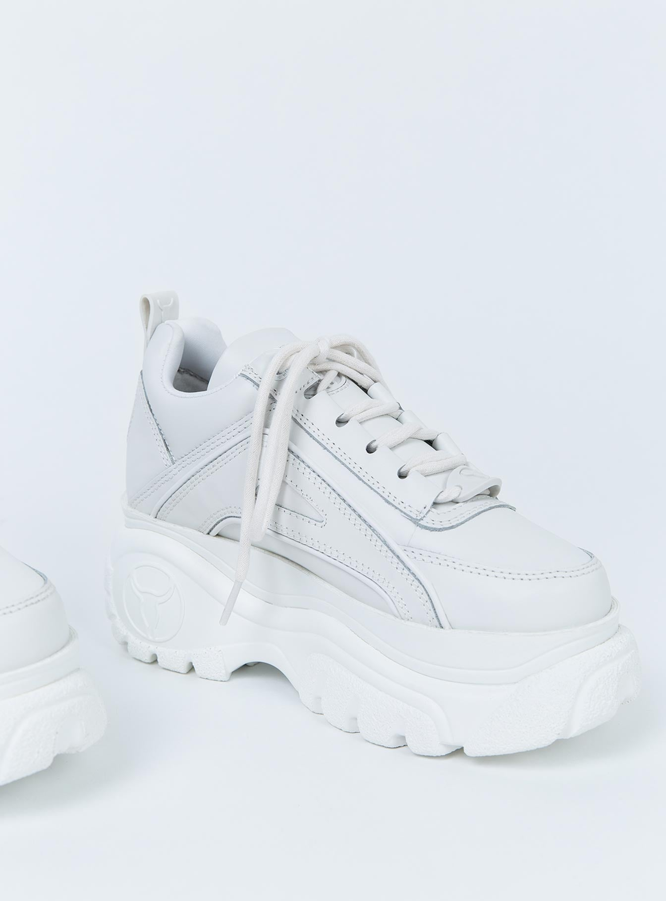 Windsor Smith Lupe Sneaker White