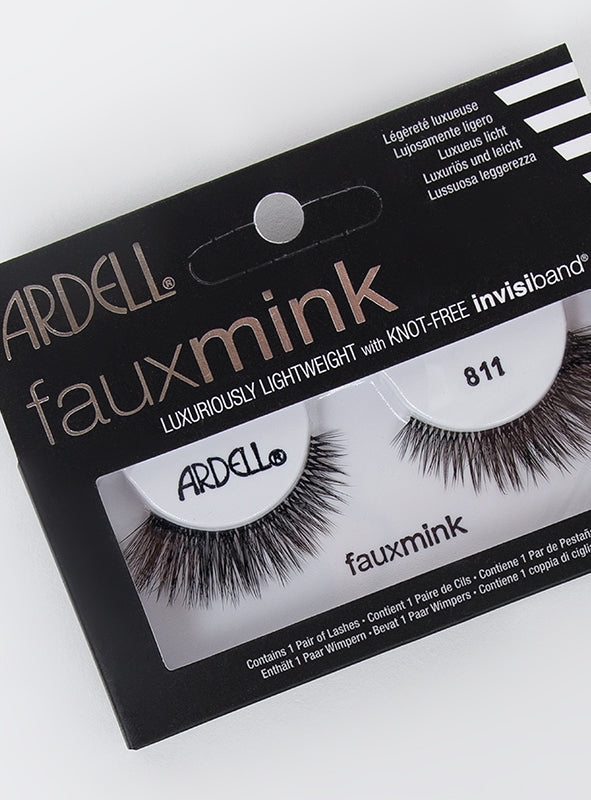 Ardell Faux Mink 811 Lashes Black