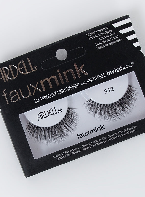 Ardell Faux Mink 812 Lashes Black