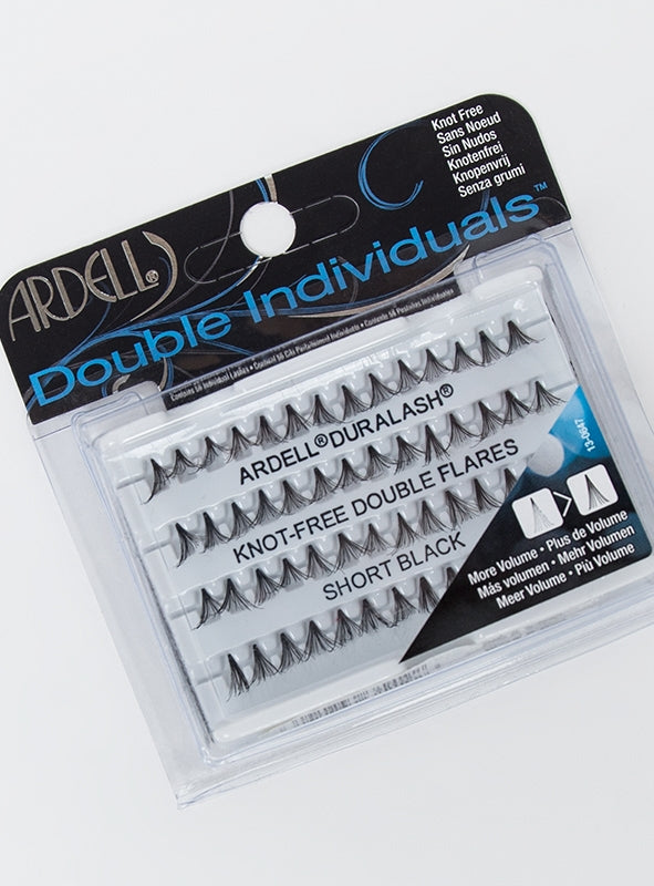 Ardell Short Double Individual Lashes Black