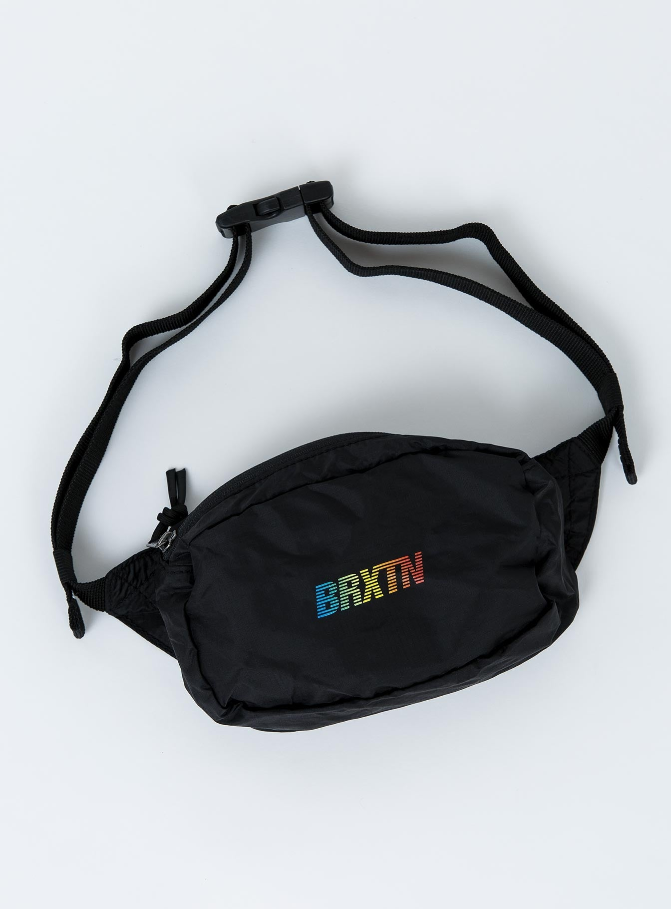 Brixton Cortez Hip Pack Black