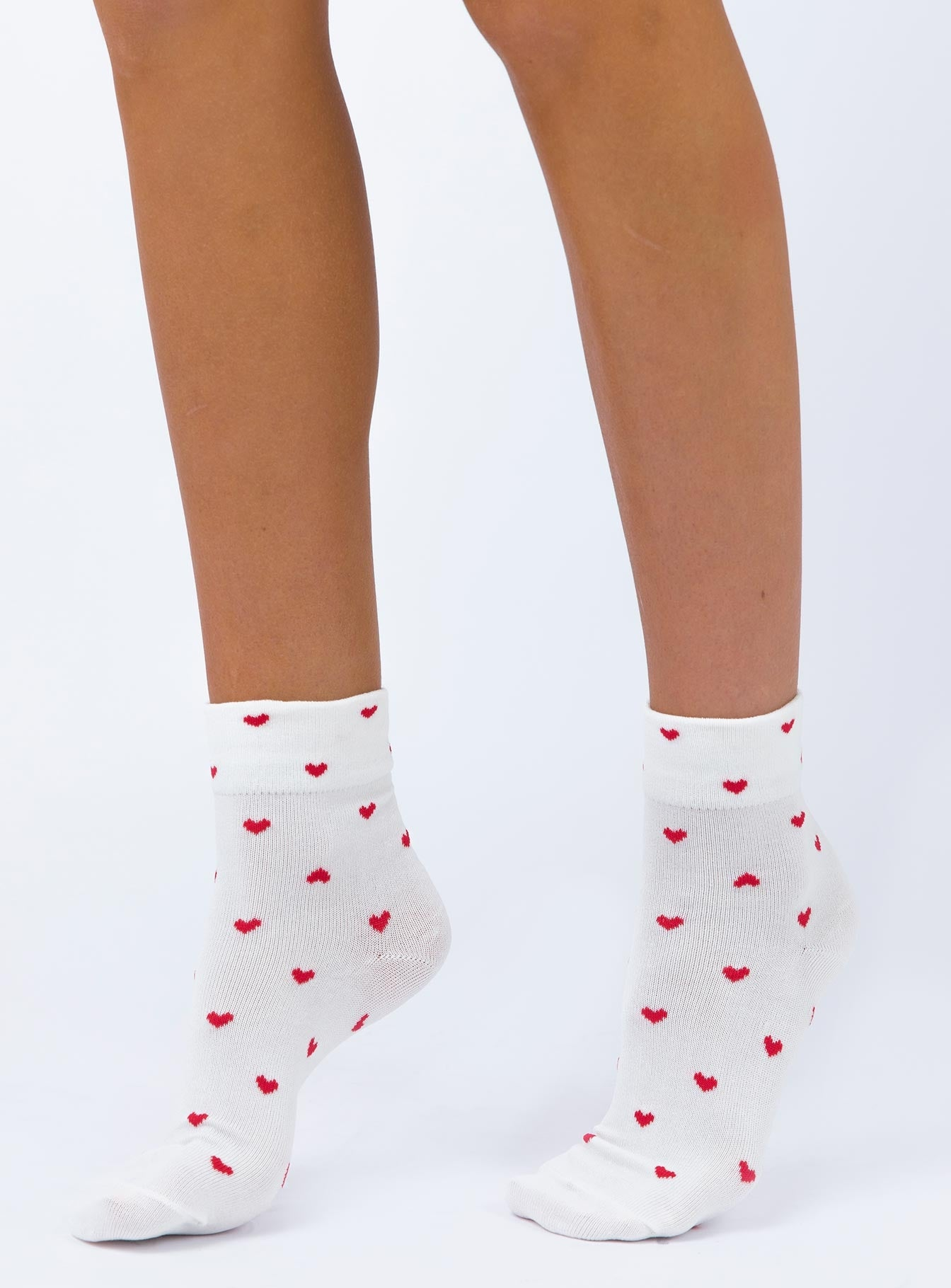 All My Love Socks White