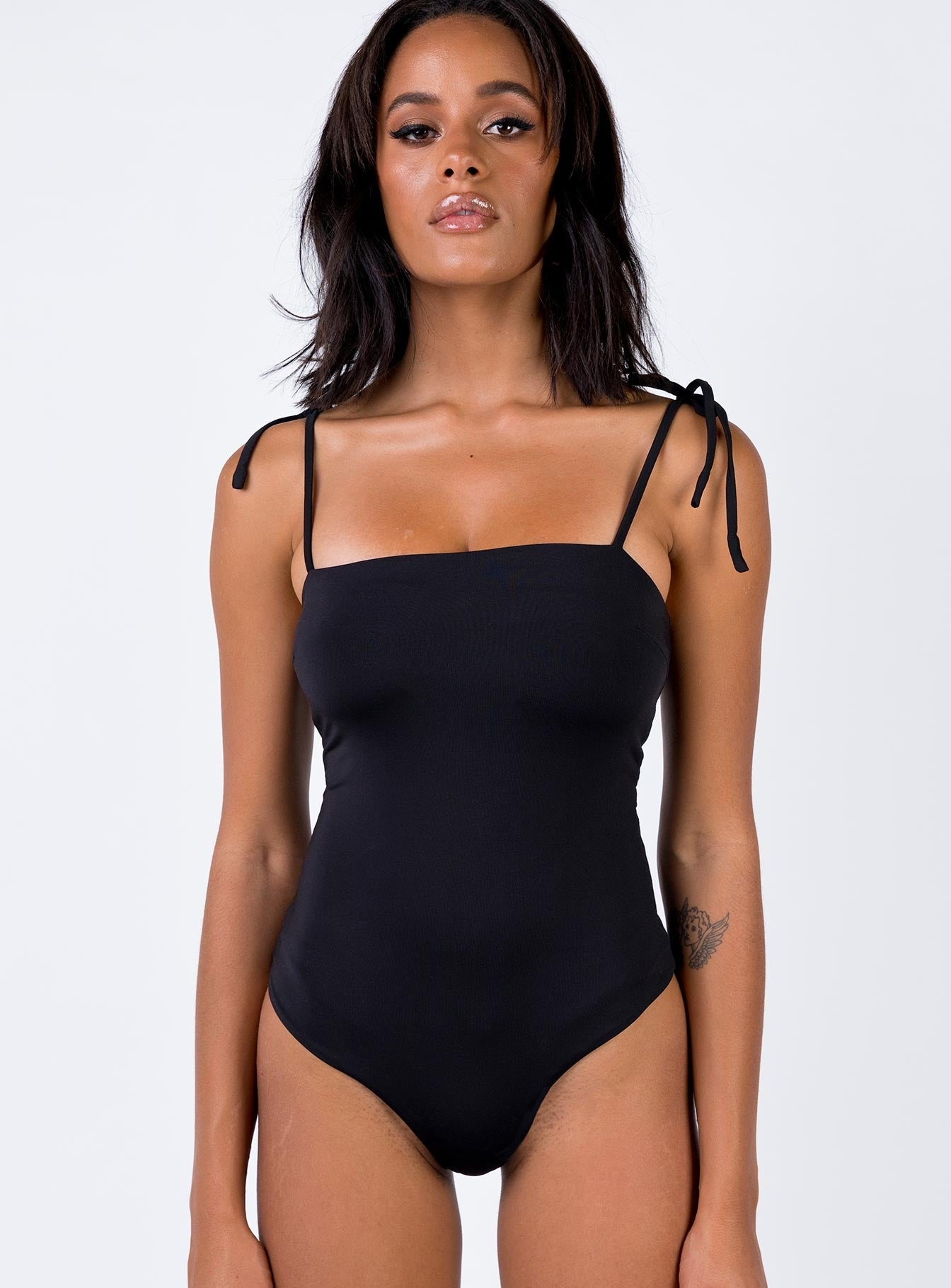 Uralla Bodysuit Black