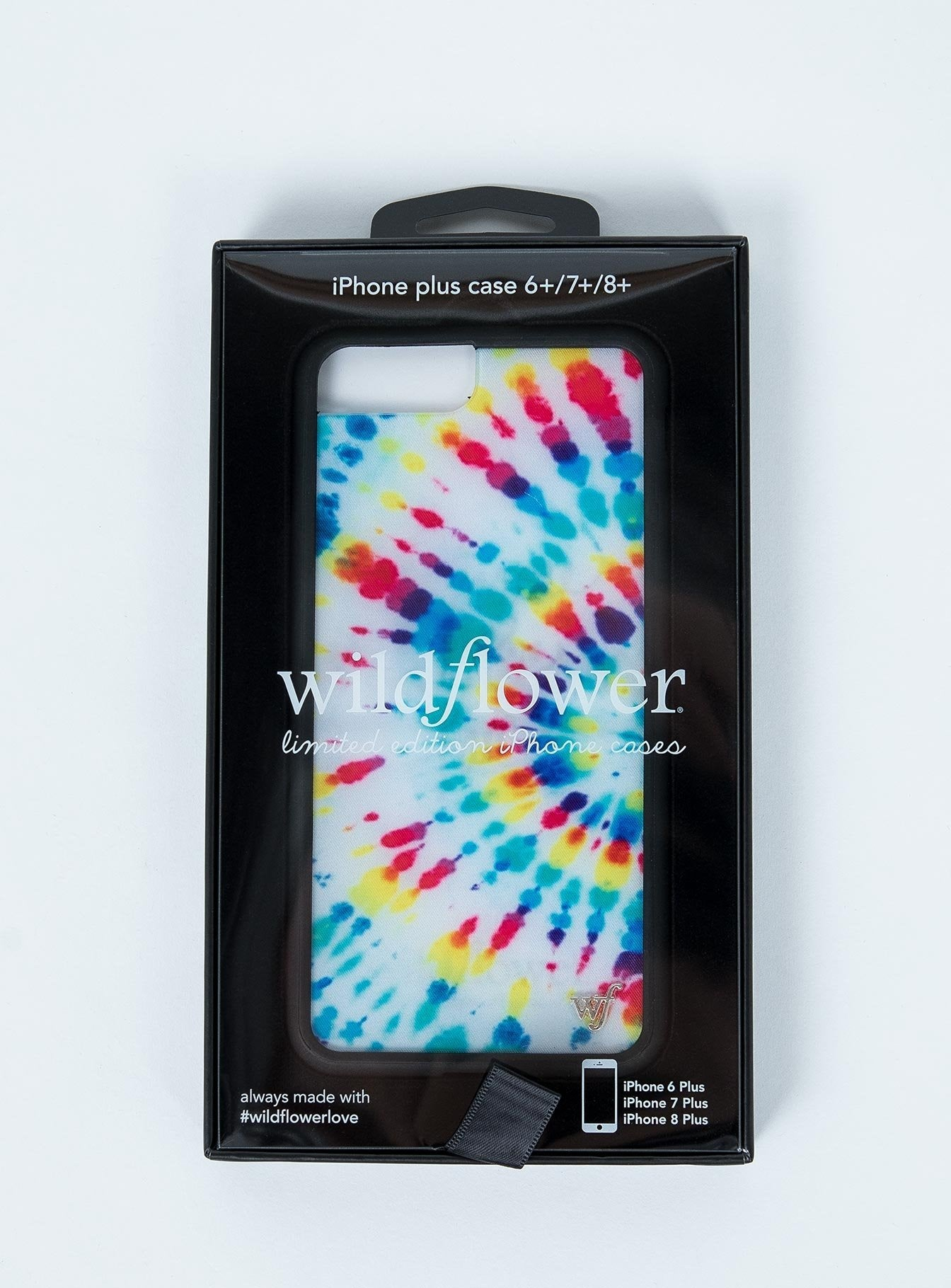 Wildflower Tie Dye iPhone 6/7/8 Plus Case
